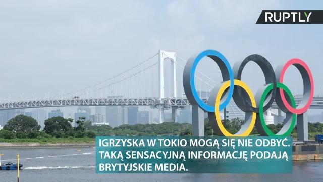 Brytyjskie media Igrzyska w Tokio mogą się nie odbyć. Japoński rząd dementuje pogłoski