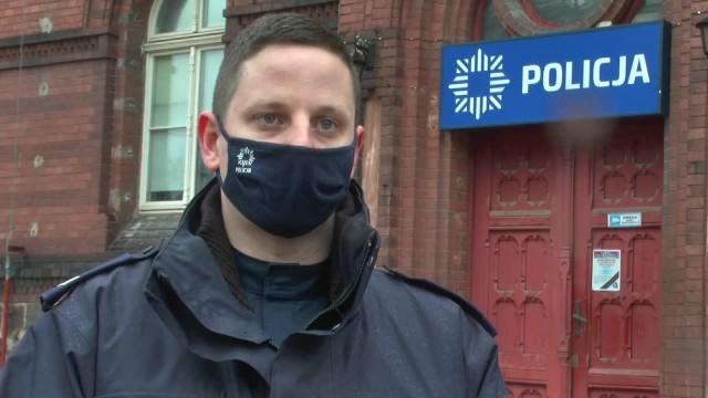 Policja aresztowała podejrzanego o napad na kantor w Olsztynie