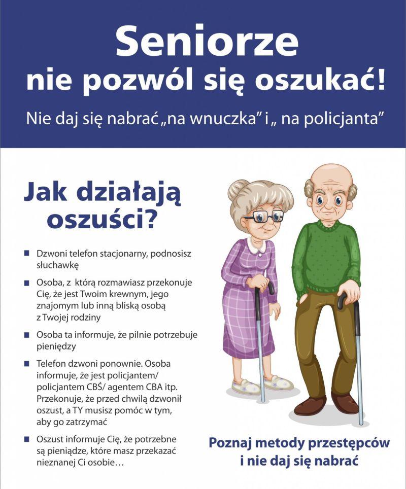 Dwoje mieszkańców gminy Więcbork przekazało oszustom kilkadziesiąt tysięcy złotych