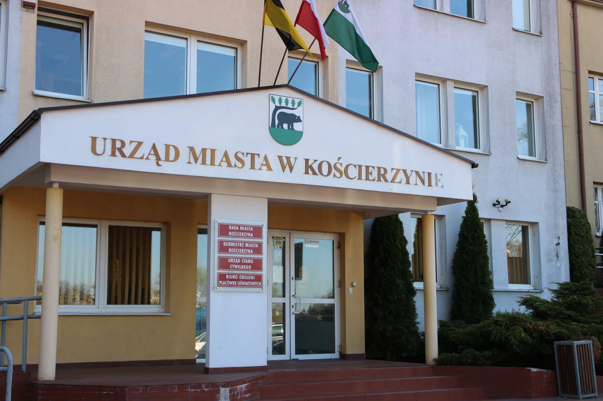 Koronawirus w Urzędzie Miasta w Kościerzynie. Zakażenie potwierdzono u burmistrza i kilku urzędników