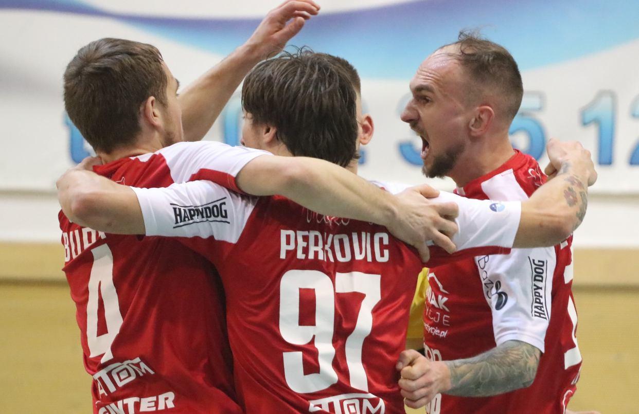 Futsaliści Red Devils zmierzą się w niedzielę z MOKS-em Słoneczny Stok Białystok