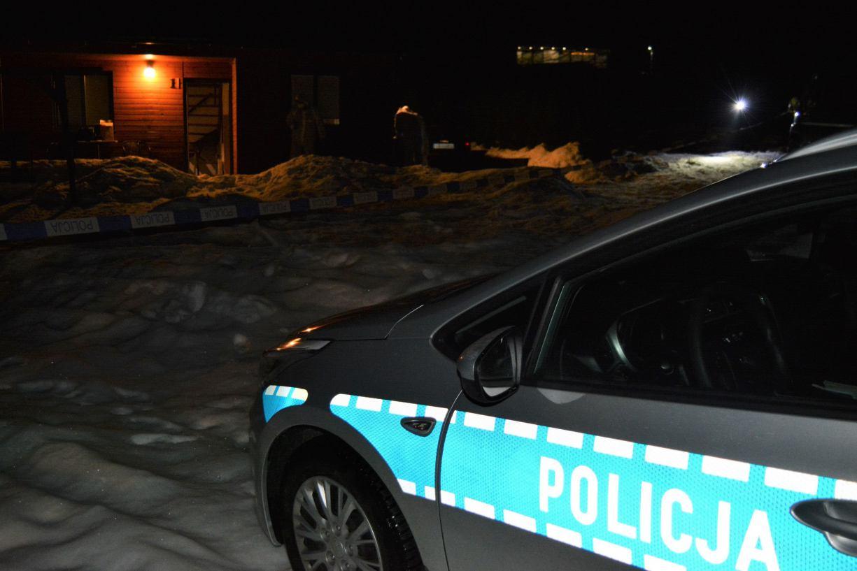 Zabójstwo podczas osiemnastki w Mądrzechowie koło Bytowa. Nie żyje 17-latek dźgnięty nożem