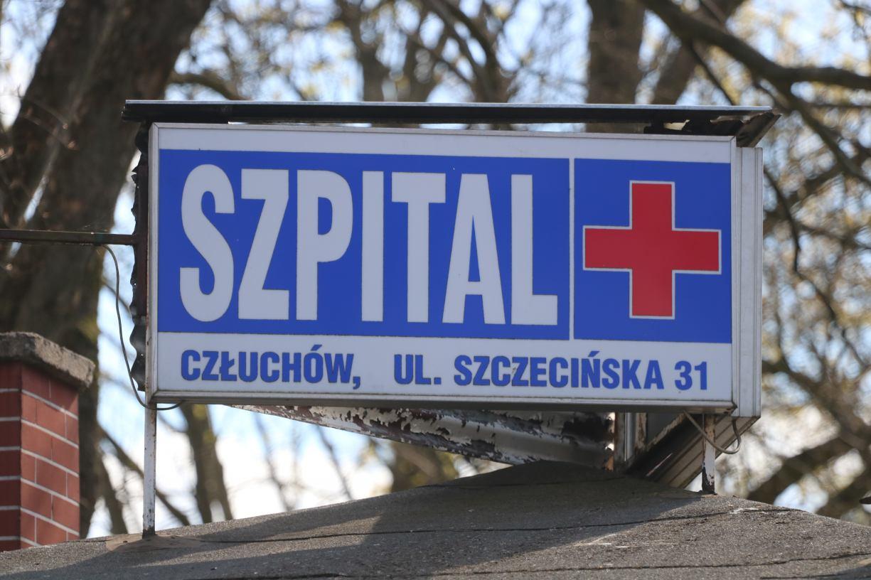 Powiat człuchowski pożyczył szpitalowi pół miliona złotych. Lecznicy zabrakło na spłatę układu ratalnego z ZUS
