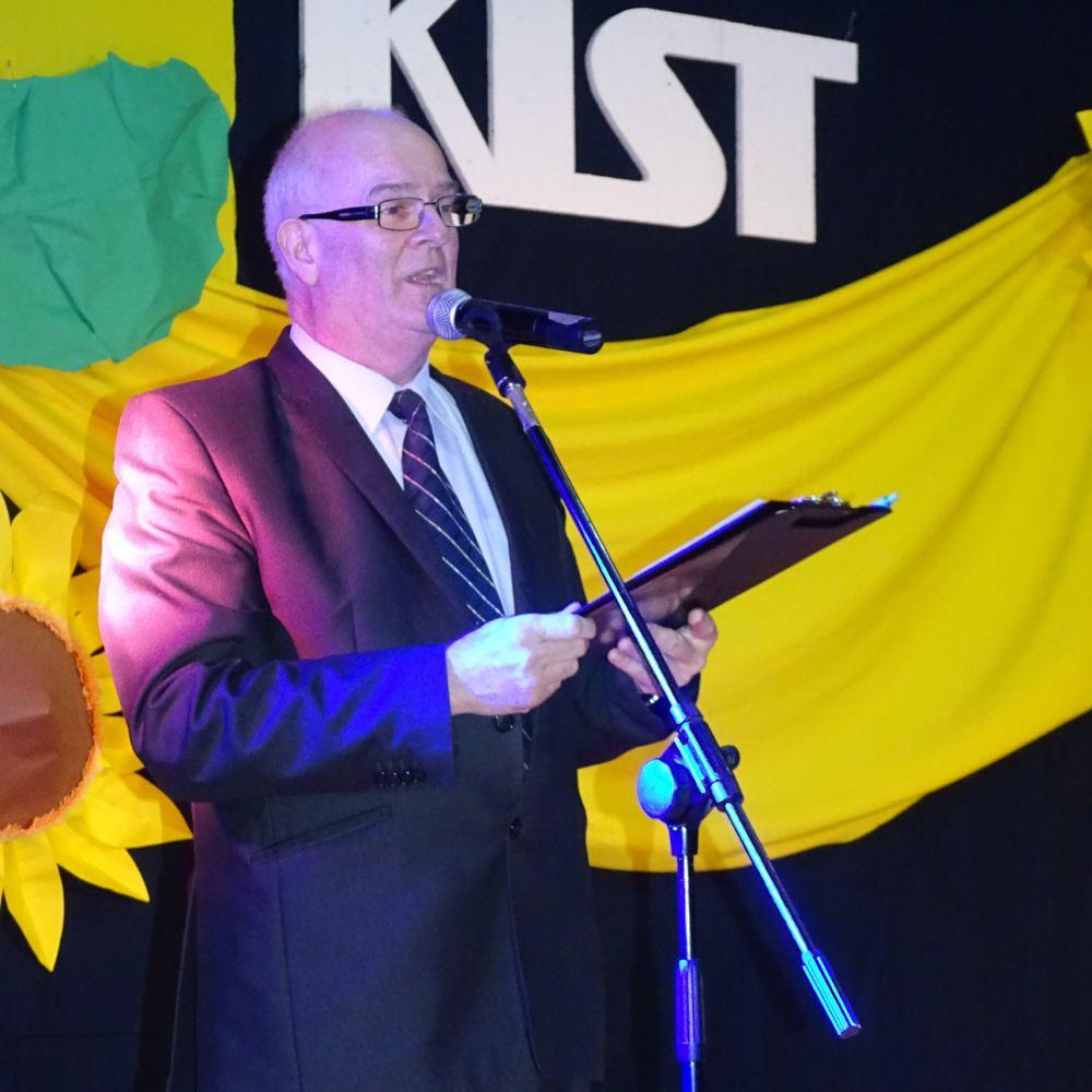 Dyrektor Miejsko-Gminnego Ośrodka Kultury w Kamieniu Krajeńskim Ireneusz Bona odchodzi na emeryturę