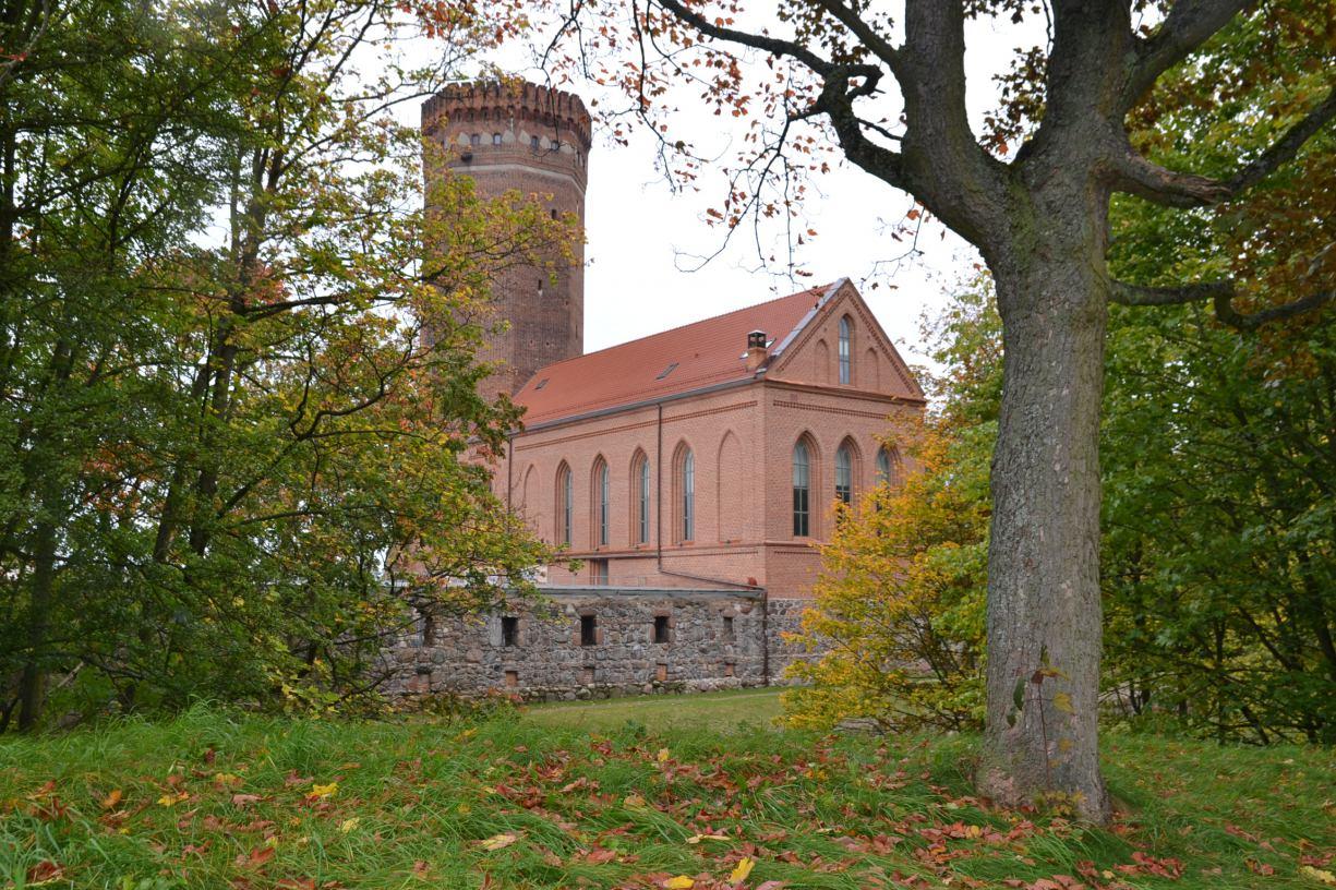 Muzeum Regionalne w Człuchowie będzie można zwiedzać z audioprzewodnikiem