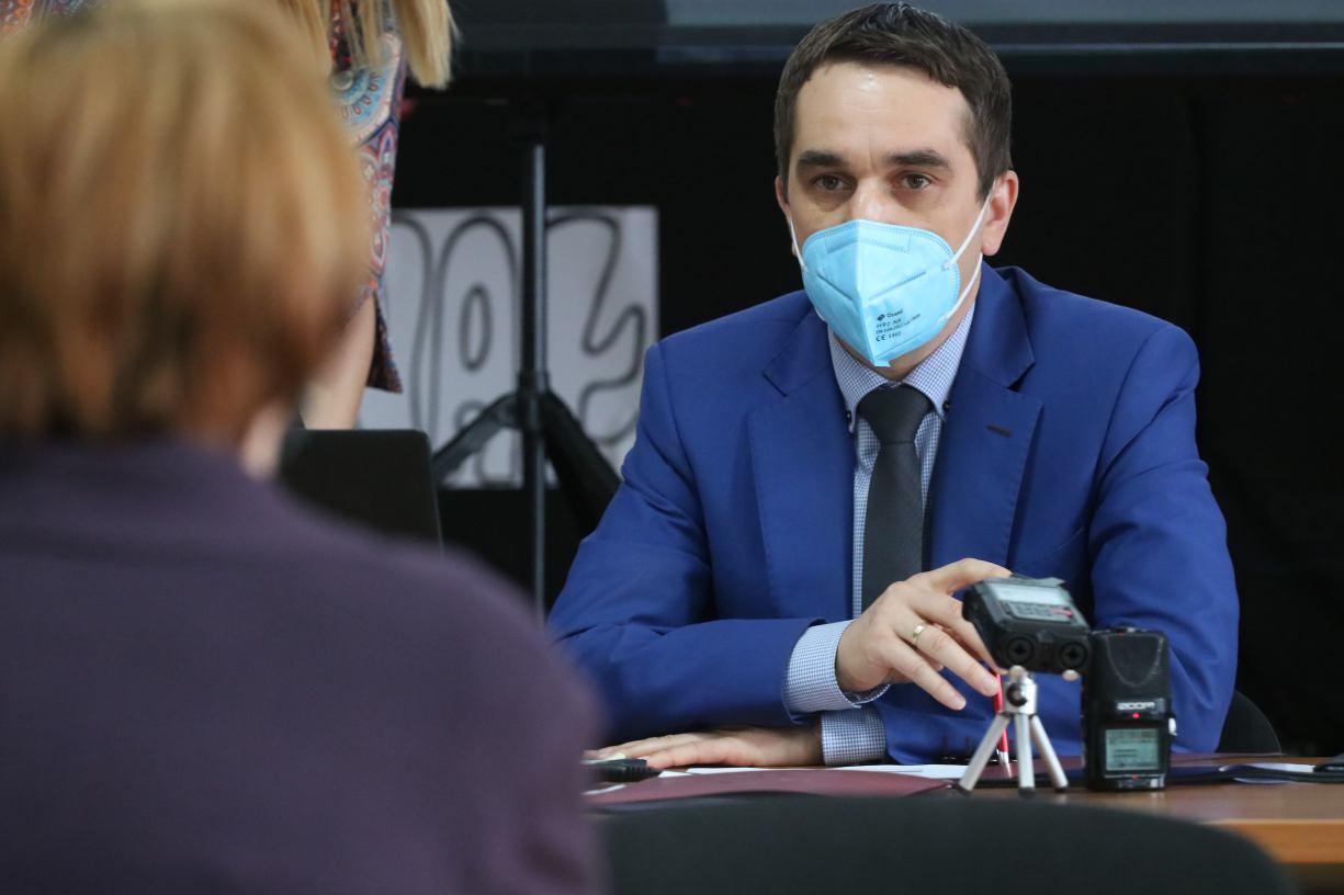 Koronawirus w Urzędzie Gminy Rzeczenica. Wśród zakażonych jest wójt Marcin Szulc