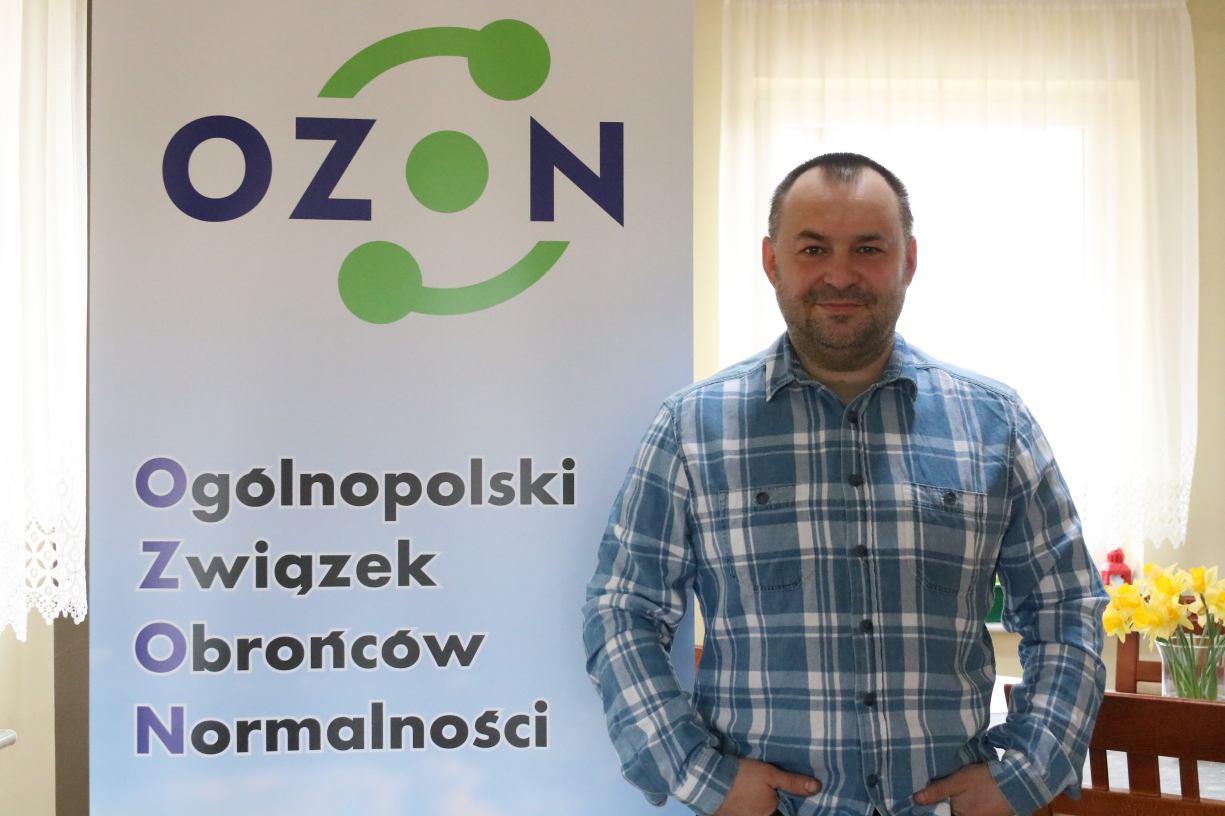 W regionie powstał Ogólnopolski Związek Obrońców Normalności ROZMOWA