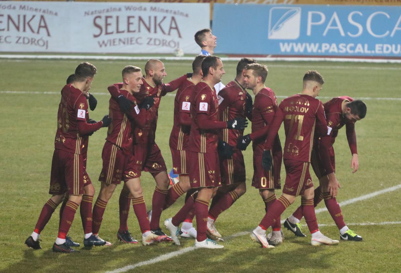 Dziś mecz Chojniczanki z Cracovią w ćwierćfinale Pucharu Polski
