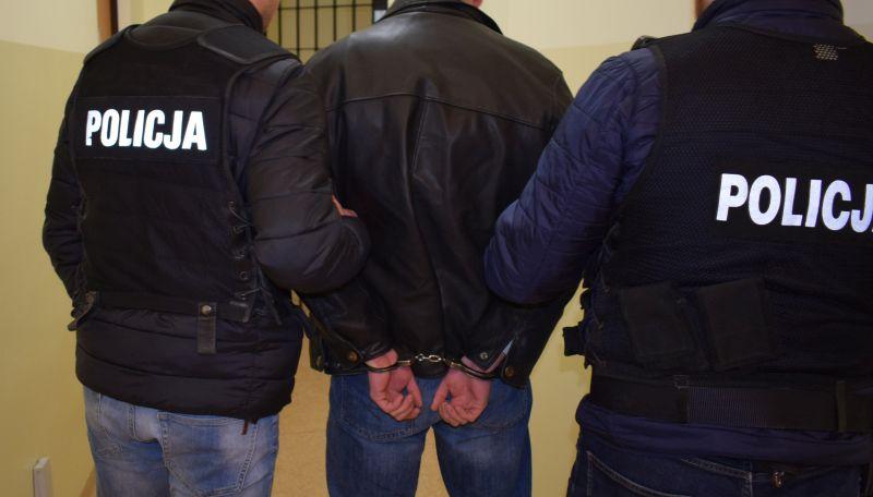 Areszt dla 34-letniego mieszkańca gminy Czersk za znęcanie się nad żoną