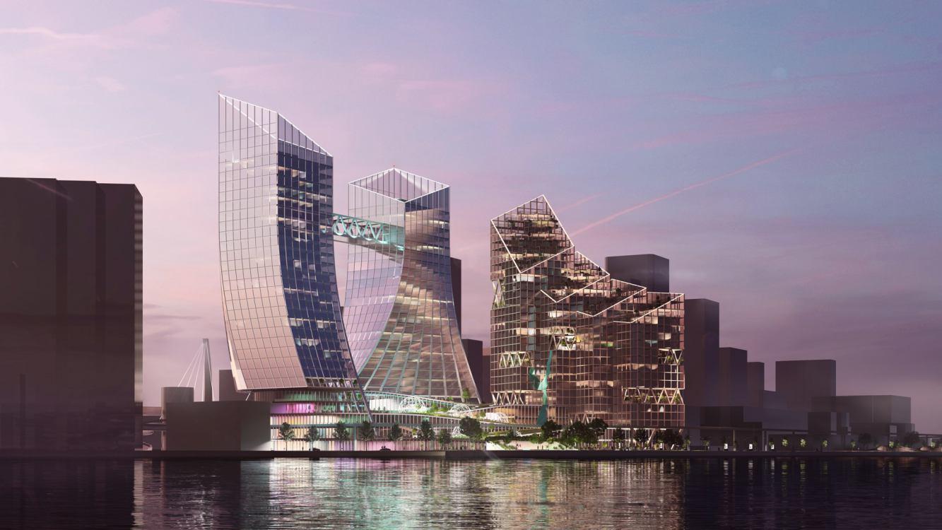 Chojniczanin z wyróżnieniem w prestiżowym międzynarodowym konkursie architektonicznym w USA
