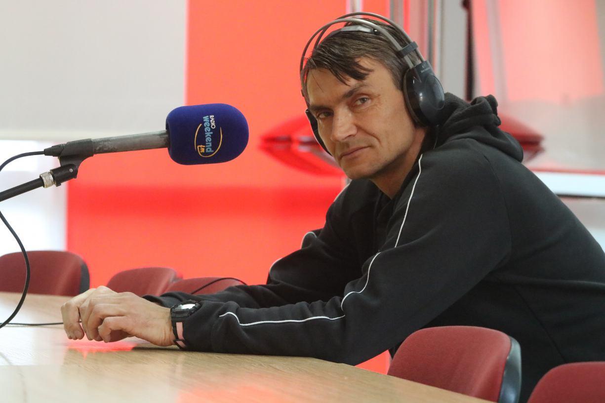 Echa pucharowego meczu z Cracovią. Trener Chojniczanki Adam Nocoń gościem Sportowego Weekendu