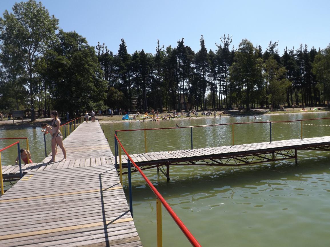 Gmina Karsin przygotowuje się do instalacji nowego mola przy wielewskiej plaży