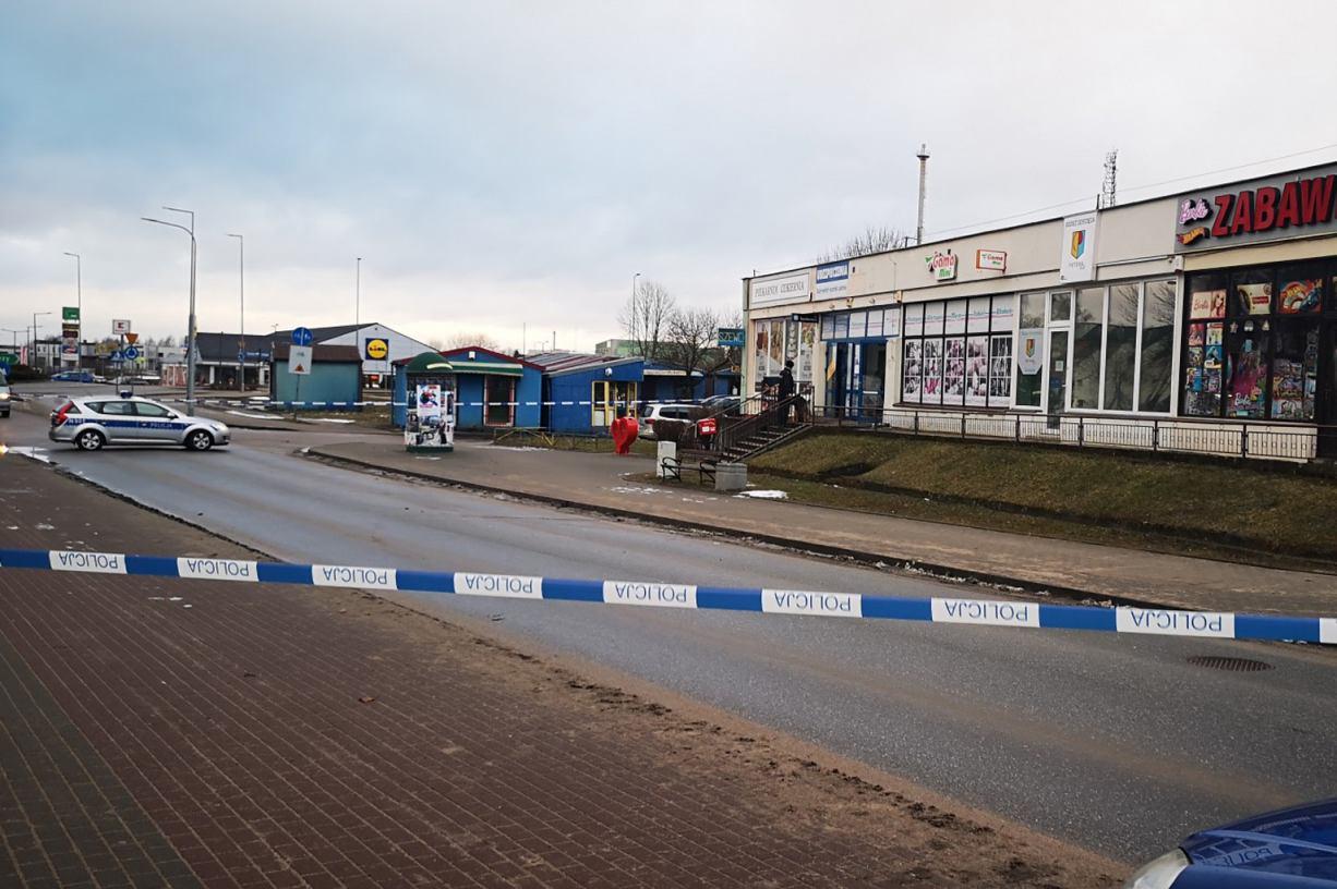 Podejrzani o napad na bankomat w Bytowie trafili do aresztu