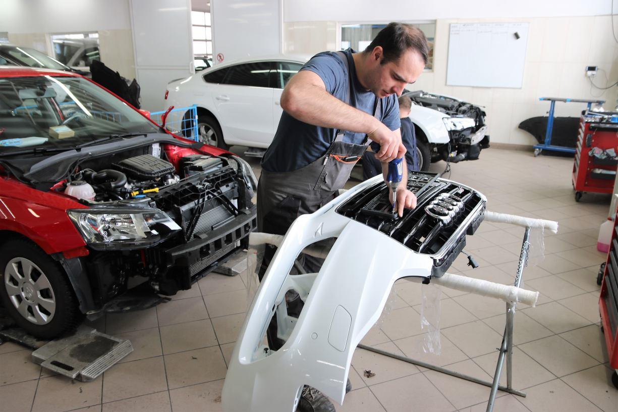 Naprawa auta z OC, jak to dobrze zrobić?