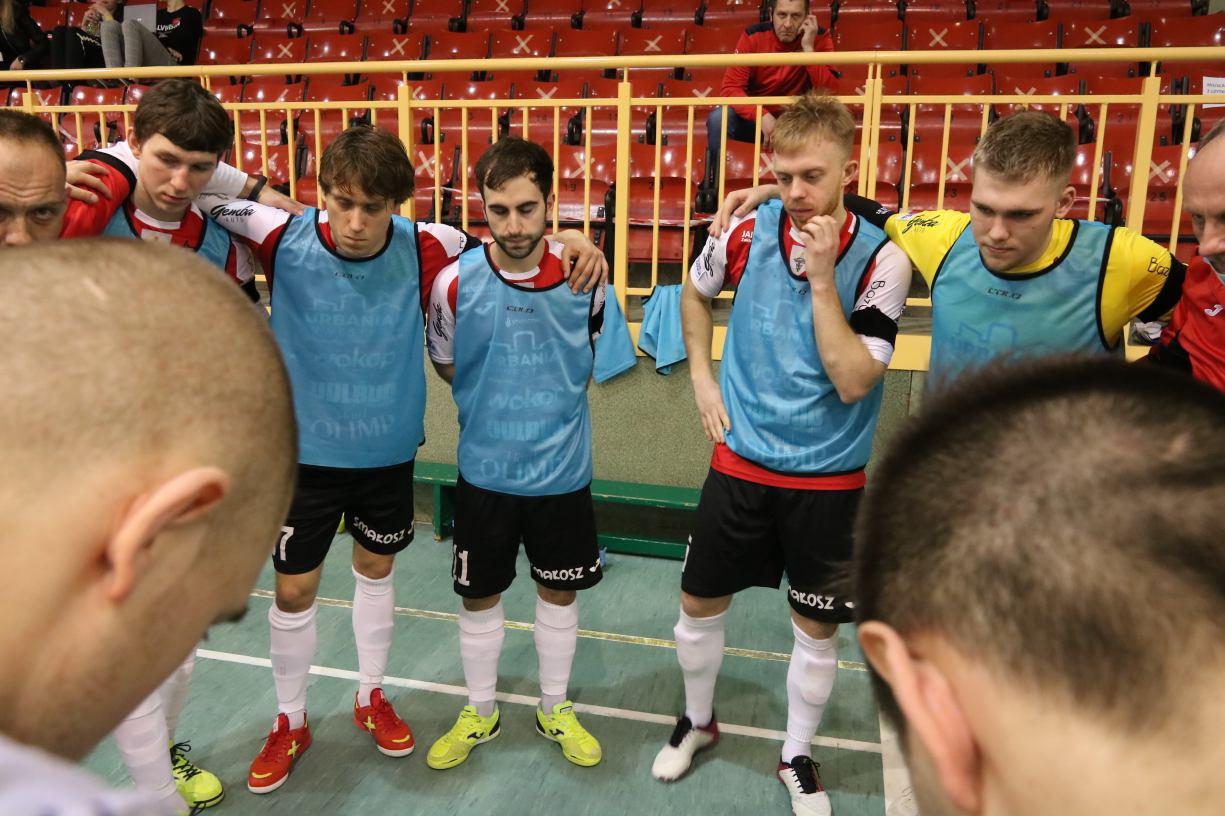 Jesienią wygrali 32, powtórka mile widziana. Futsaliści Red Devils Chojnice podejmą AZS Uniwersytet Warszawski