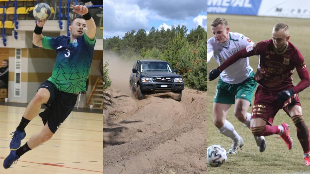 Udany sezon Handballu Czersk, terenówki wracają do Czarnego, Sacharuk z miejscem w składzie Chojniczanki