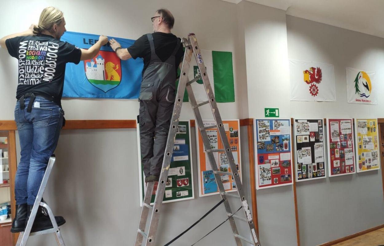 Herby, pieczęci i logotypy na stałe w Rzeczenicy. W centrum kultury powstała wyjątkowa wystawa
