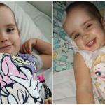| Złośliwy nowotwór mózgu odbiera dzieciństwo trzyletniej Amelce z Człuchowa