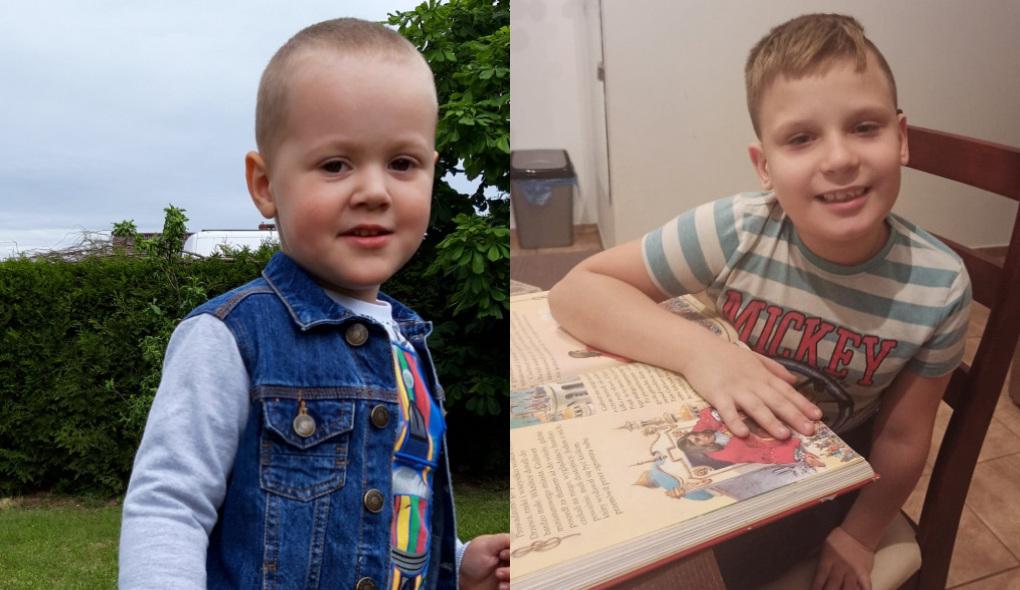 Rzeczenica pomaga po raz trzeci. Tym razem autystycznym chłopcom Gabrysiowi z Brzezia i Jasiowi z Rzeczenicy