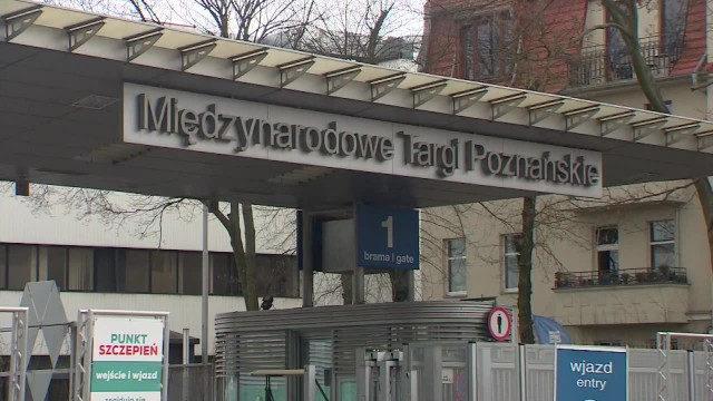 Studenci kierunków medycznych skierowani do pracy w szpitalu tymczasowym w Poznaniu