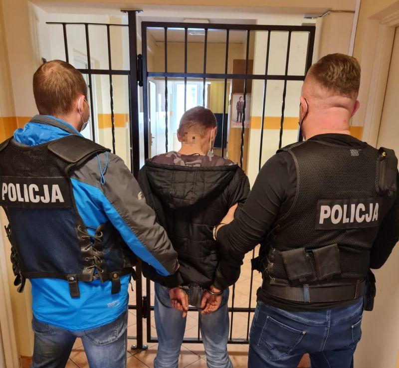 Areszt dla 22-latka z gminy Chojnice za kradzież zuchwałą