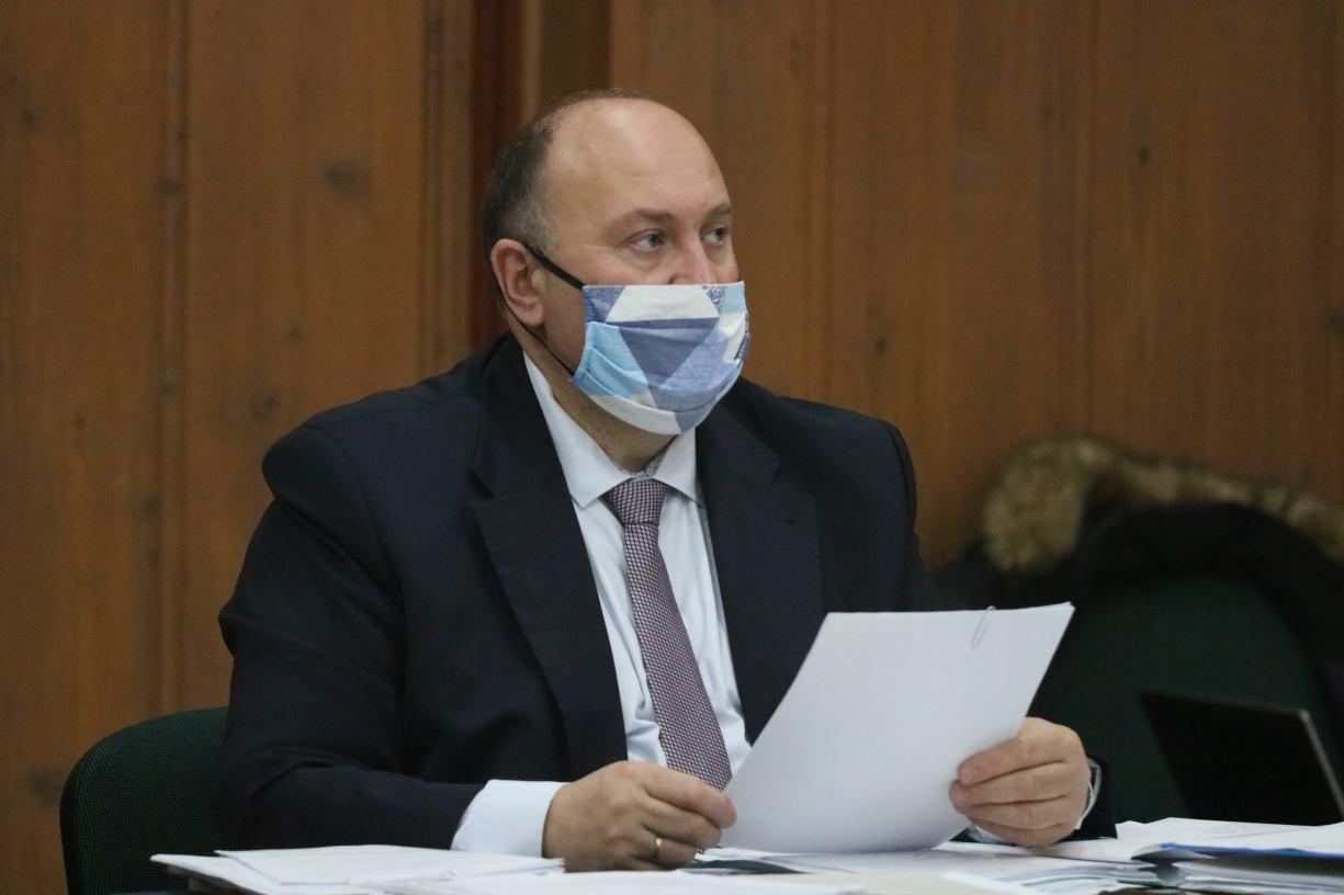 Burmistrz Czarnego Piotr Zabrocki zapowiada protest przeciwko rosnącym stawkom podatku śmieciowego
