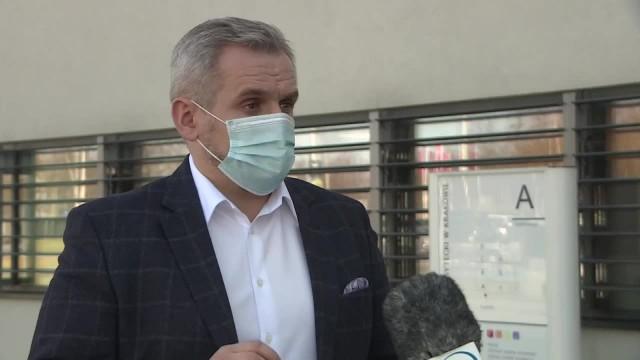 Podjęliśmy bardzo dramatyczną decyzję. Szpital Uniwersytecki w Krakowie wstrzymuje zabiegi oprócz tych ratujących życie