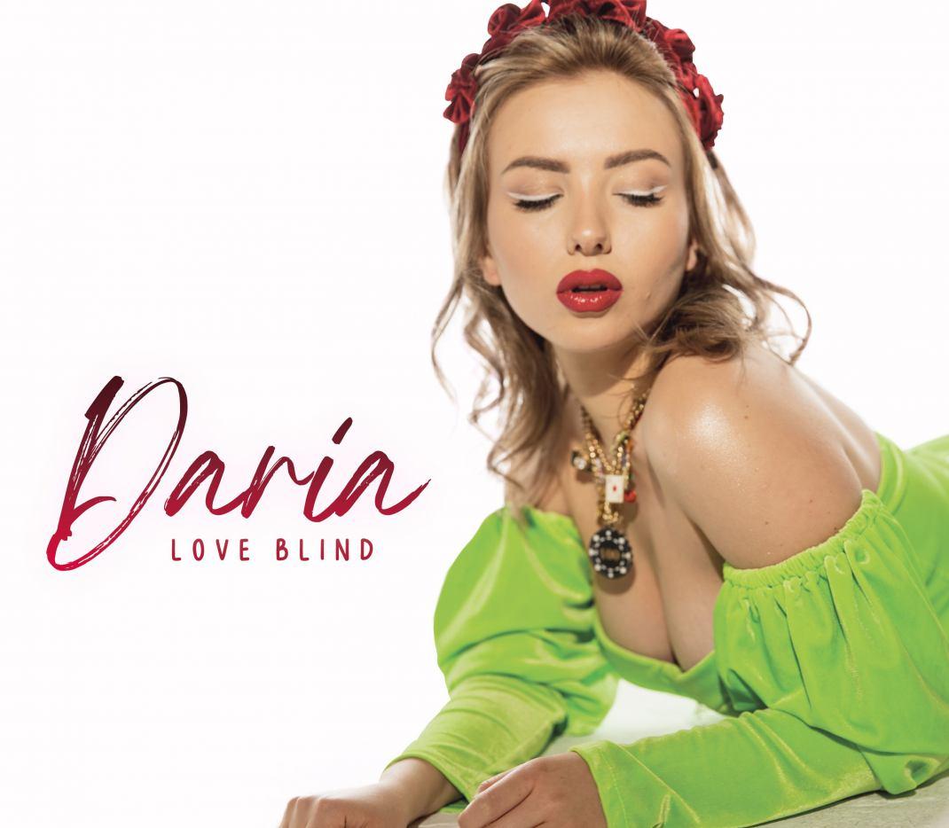 Daria Love Blind w Weekend FM. Czy podbije Europę swoim singlem? Posłuchaj rozmowy i zobacz klip utalentowanej artystki