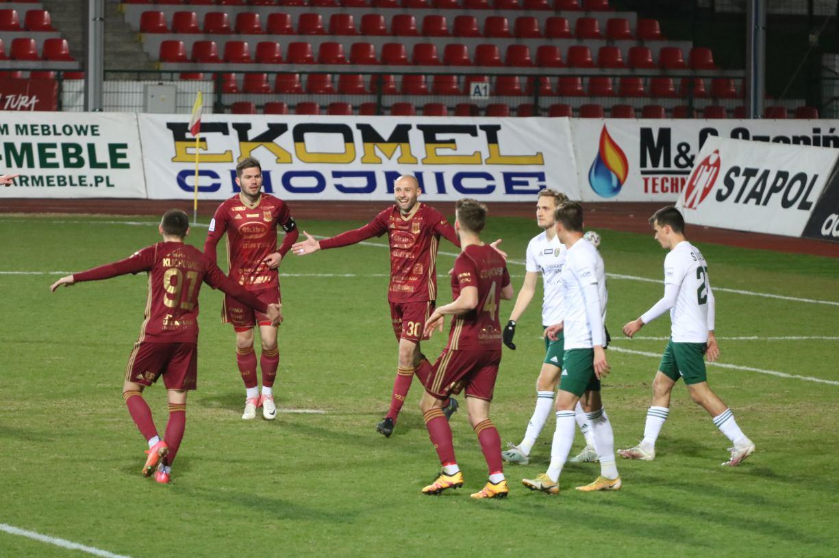 To taka odpowiedź drużyny. Świetny mecz Chojniczanki. Rozgromiła rezerwy Śląska Wrocław 60 RELACJA, FOTO