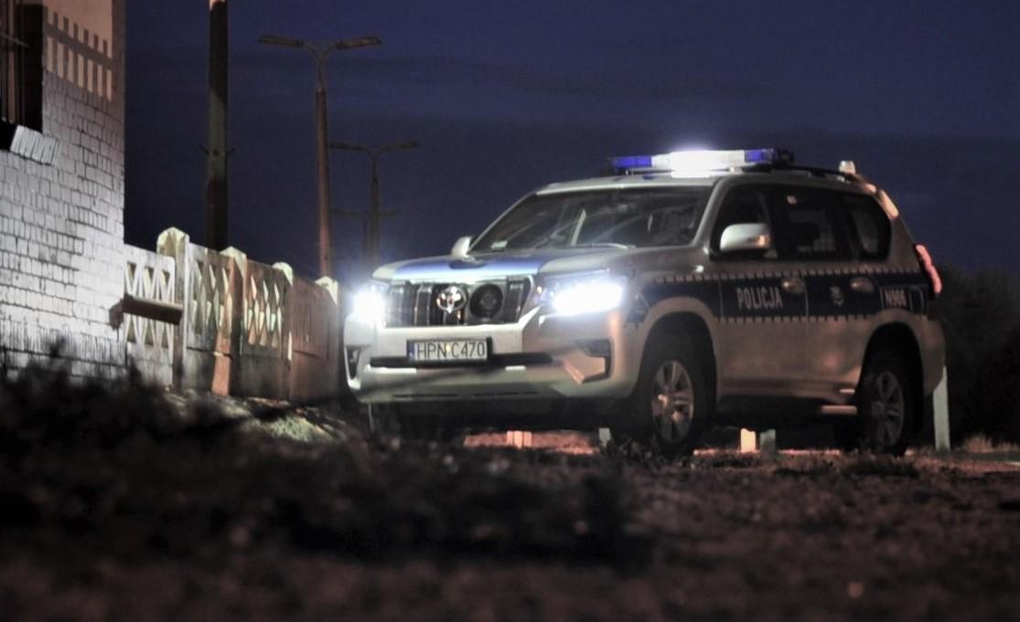 Bytowscy policjanci zatrzymali kierującego pod wpływem narkotyków mieszkańca powiatu chojnickiego