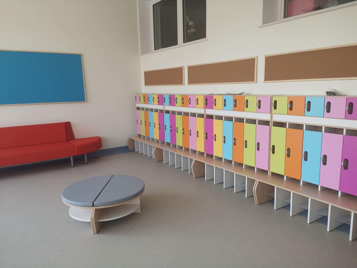 Zakończyła się budowa gminnego żłobka w Lipuszu. To placówka dla 22 dzieci FOTO