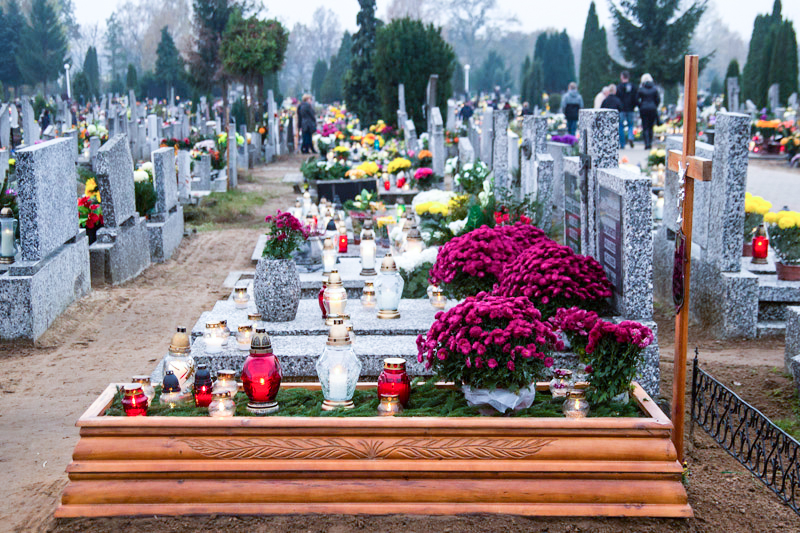 Cmentarz Komunalny przy ulicy Kościerskiej w Chojnicach ma zostać powiększony. Miejsce pomału się wypełnia