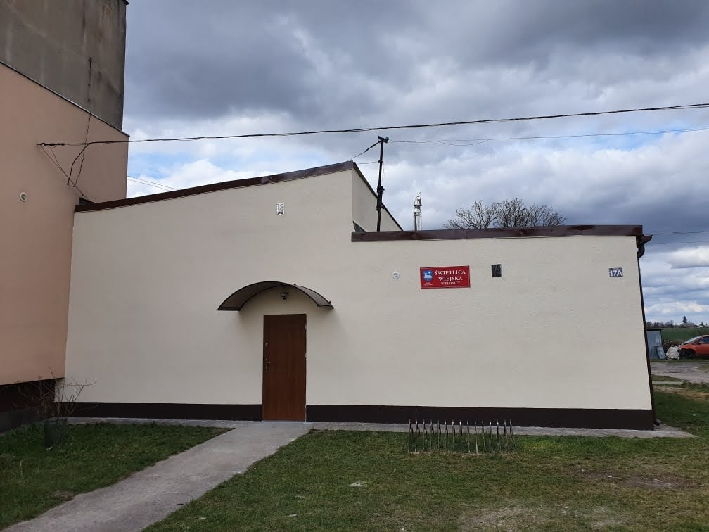 Bezpłatne WiFi w 15 świetlicach wiejskich w gminie Człuchów