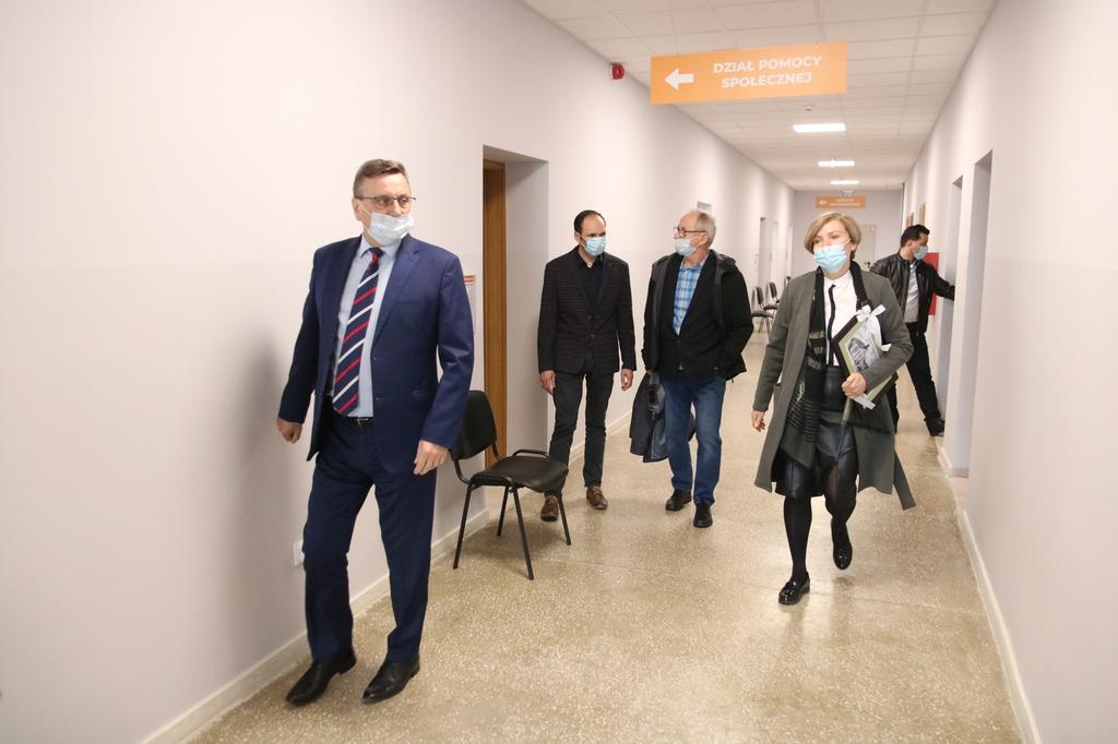 MOPS w Człuchowie przeprowadził się do nowej siedziby - pięć razy większej od poprzedniej FOTO