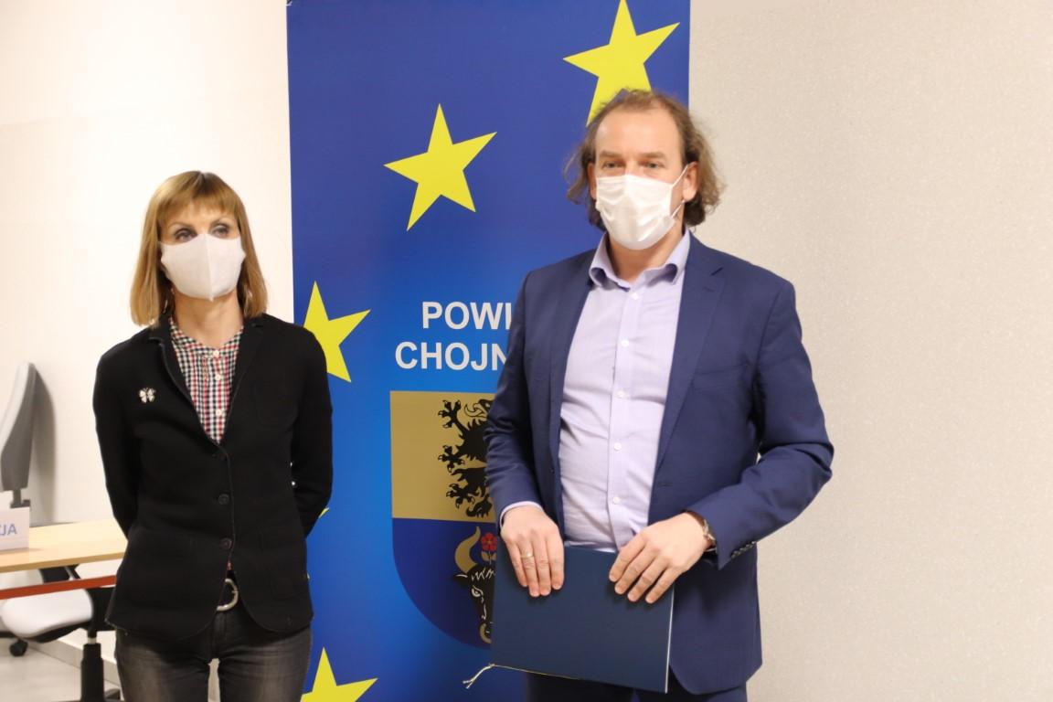 Szczepienia powszechne w Chojnicach ruszą 4 maja. Rozmowa z koordynatorką akcji Katarzyną Karpus