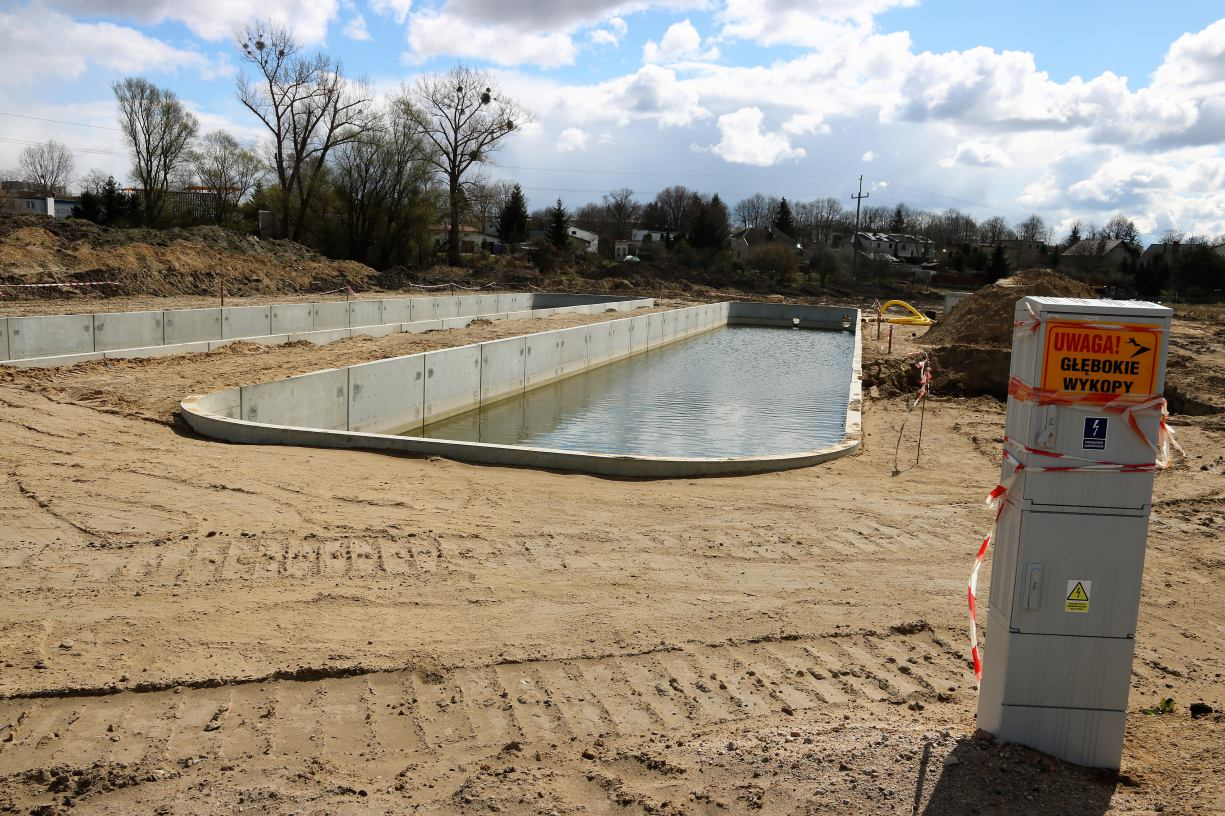 Do zbiorników wodnych w Parku 1000-lecia w Chojnicach nie powinny już trafiać niebezpieczne nieczystości
