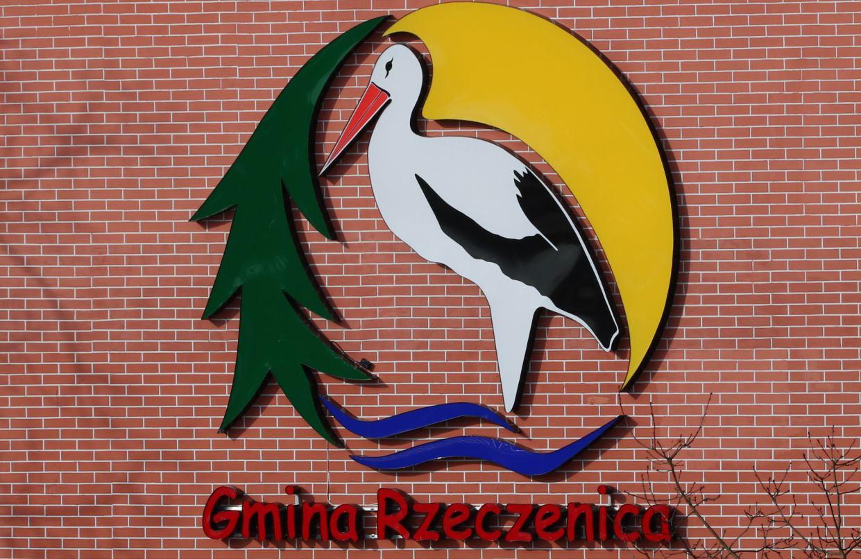 Jest logo z bocianem, będą oficjalne symbole. Gmina Rzeczenica przymierza się do ustanowienia herbu, flagi i pieczęci