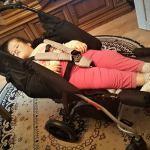 Chojnice:  | Niepełnosprawna od urodzenia Faustyna Januszewska z Chojnic potrzebuje pomocy