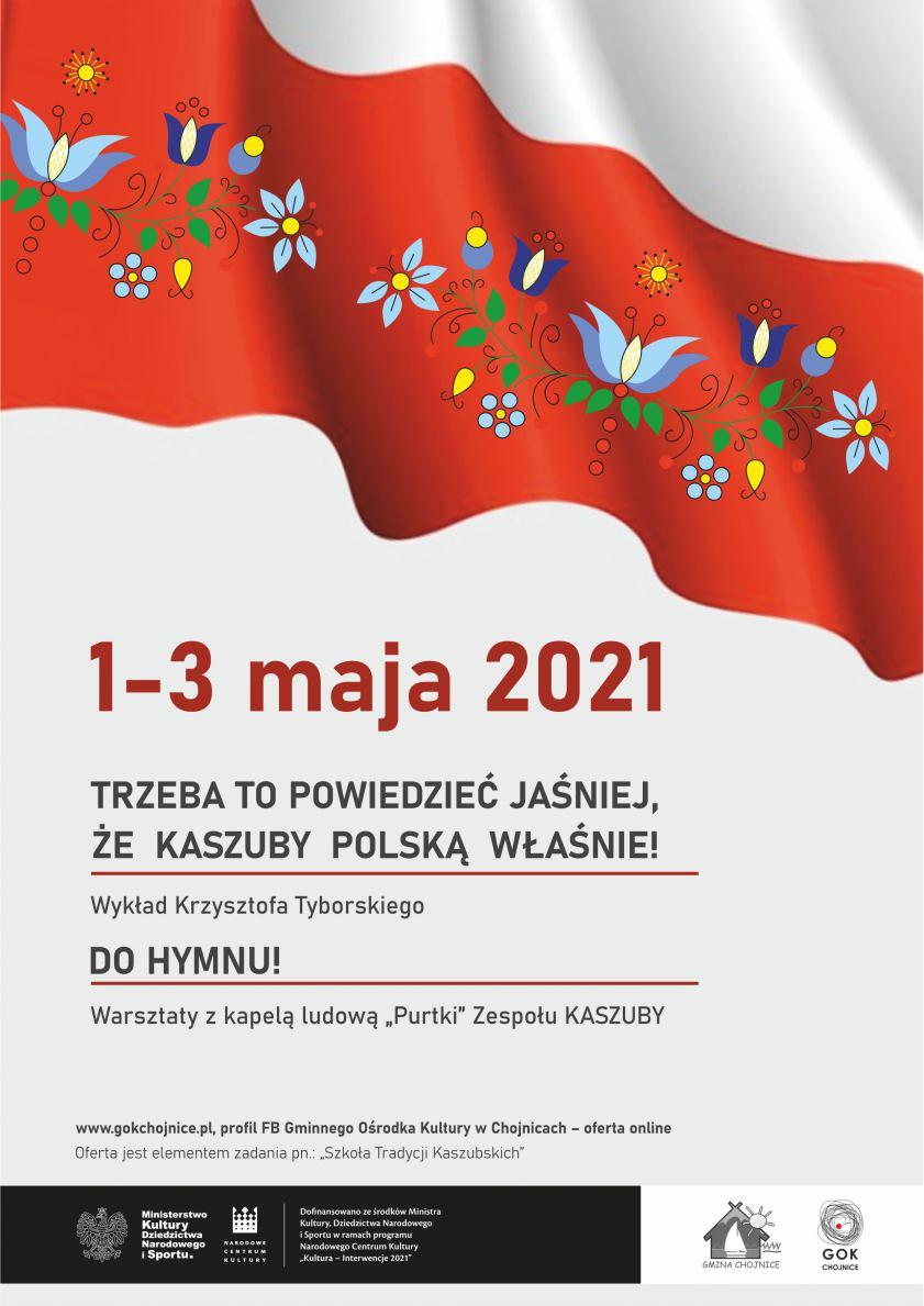 Trzeba to powiedzieć jaśniej, że Kaszuby Polską właśnie. Wykład i warsztaty online na majówkę