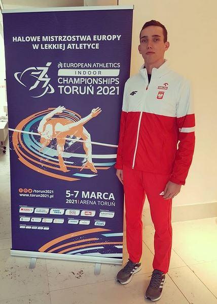 Lekkoatleta z gminy Karsin mistrzem świata w biegu sztafetowym