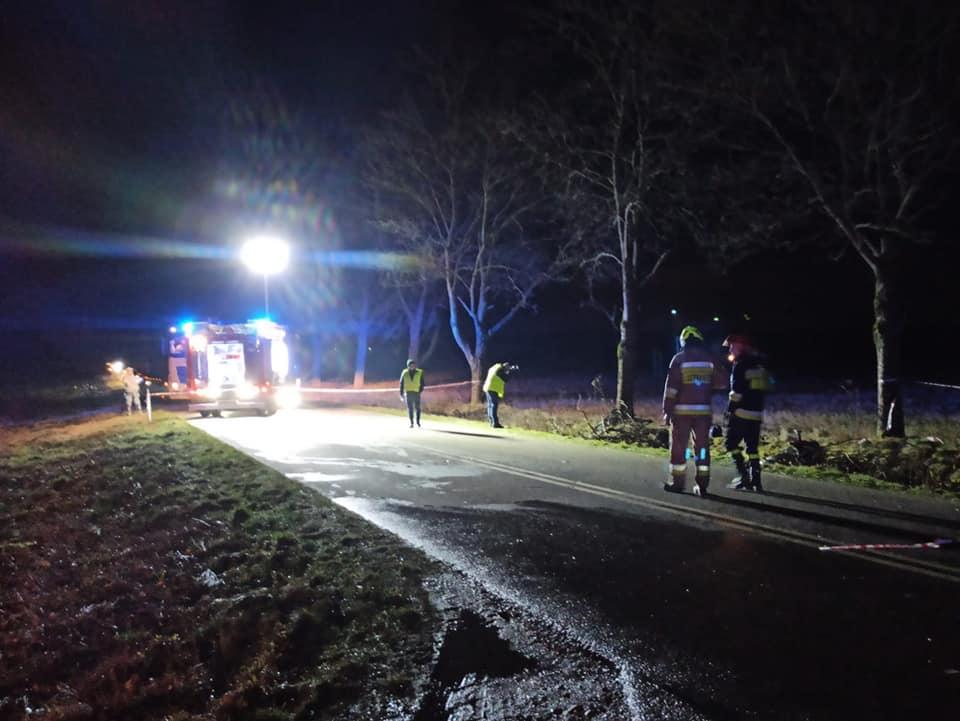 Sprawca wypadku pod Przechlewem, w którym dwóch nastolatków straciło lewe nogi, usłyszał wyrok