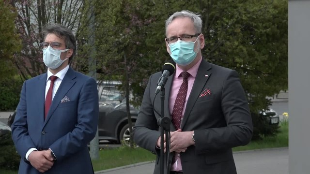 Minister zdrowia potwierdza W Polsce wykryto pierwsze przypadki brazylijskiej odmiany koronawirusa