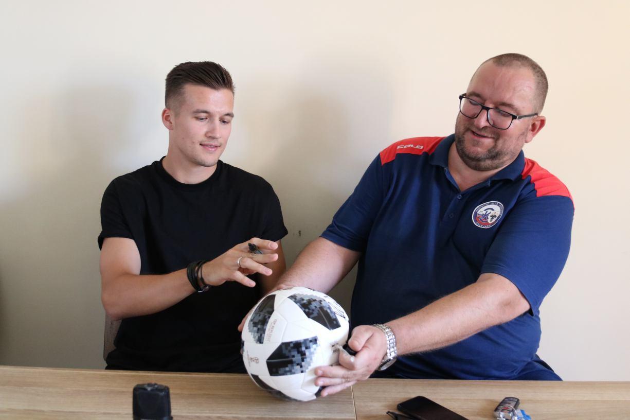 Dwie nowe osoby w zarządzie Chojnickiego Klubu Sportowego Kolejarz