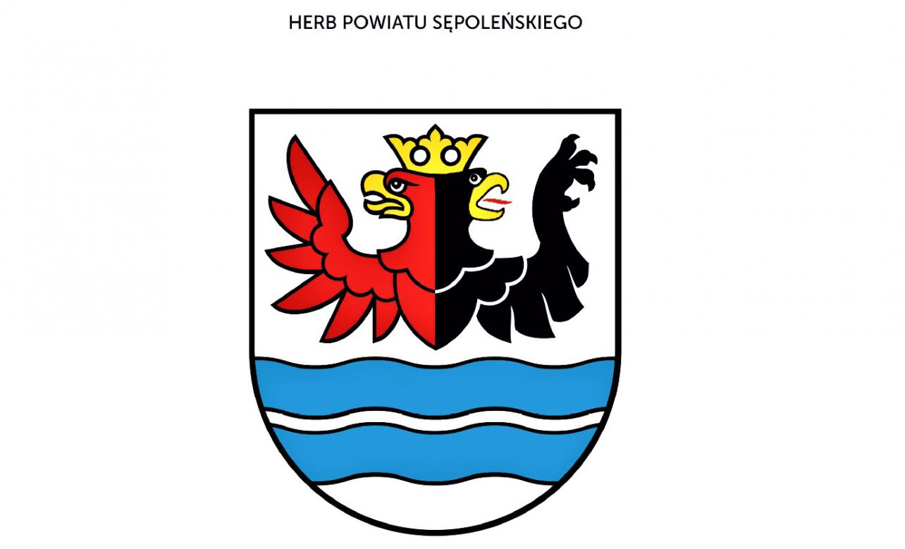 Powiat sępoleński będzie miał nowy herb. Dotychczasowy nie spełnia wymogów komisji heraldycznej ROZMOWA