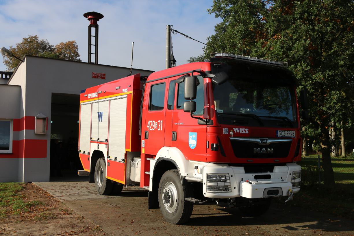 Gmina Człuchów kupuje defibrylatory AED. Na początek dostaną je trzy straże pożarne