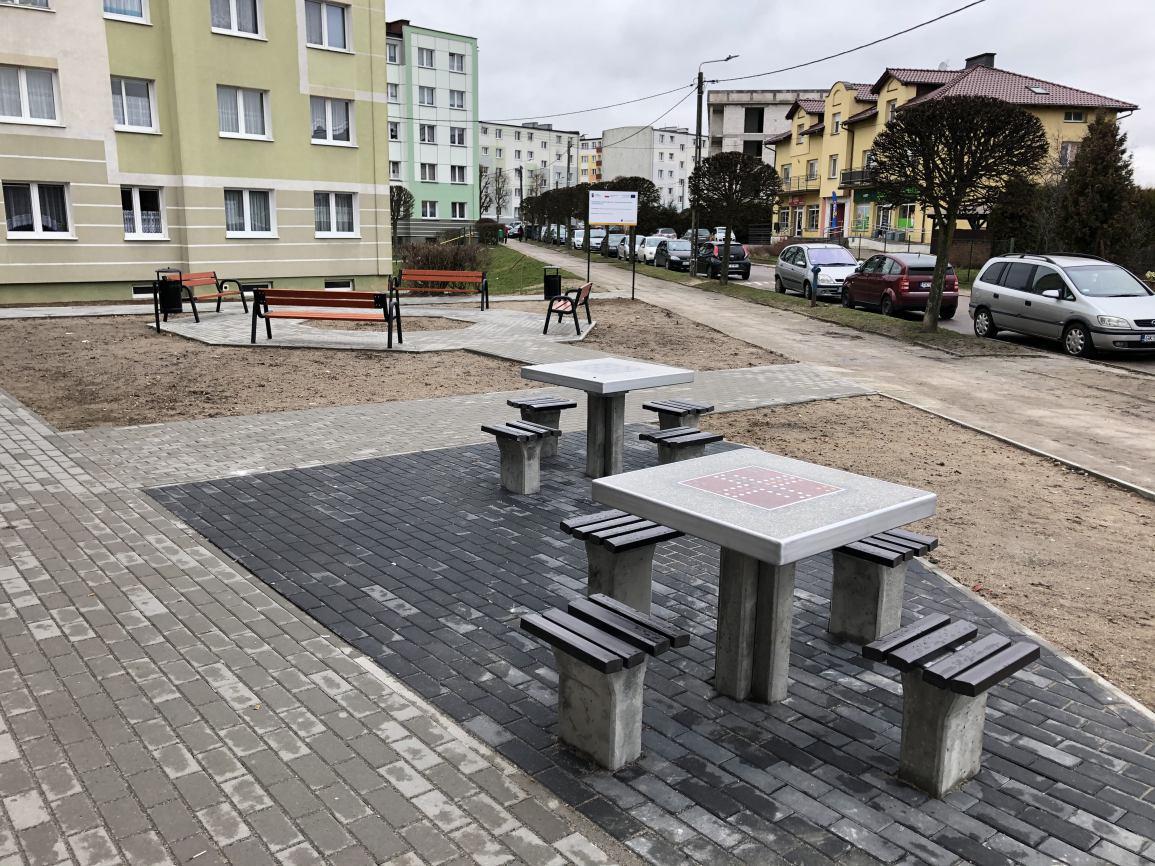 Ruszyła realizacja kolejnych elementów projektu rewitalizacji os. 1000-lecia i ulicy Kartuskiej w Kościerzynie