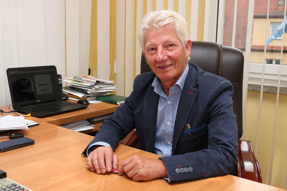 Wójt gminy Koczała Jerzy Bajowski wrócił do pracy po miesięcznej przerwie
