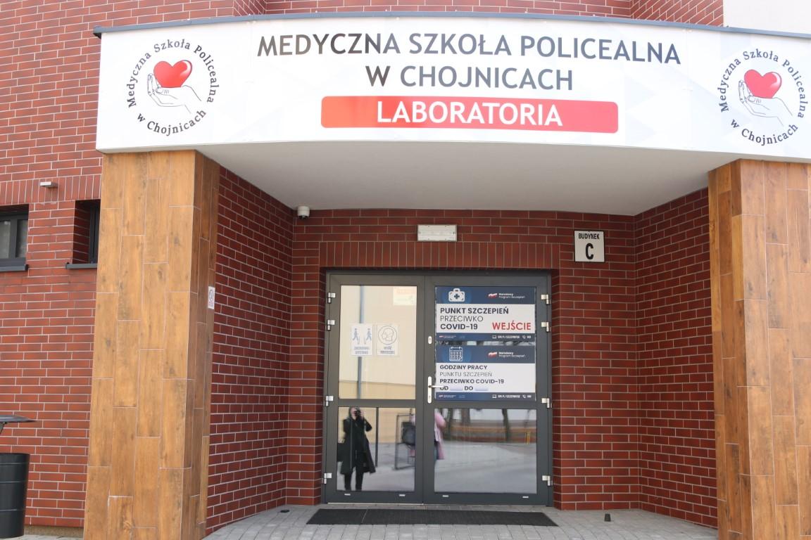 Będzie dwudniowa przerwa w pracy punktu szczepień powszechnych w Chojnicach