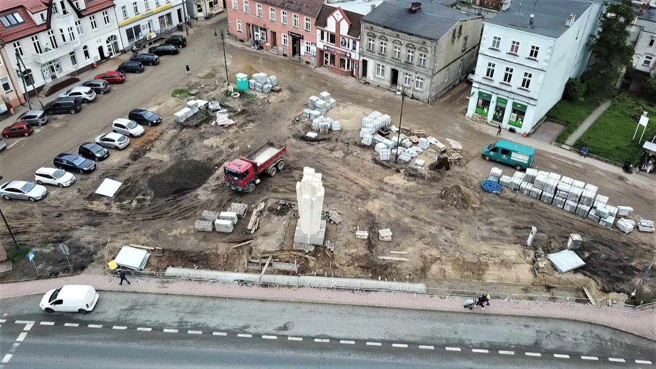 Nie będzie rozszerzenia płatnej strefy parkingowej w centrum Sępólna Krajeńskiego