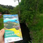 Lokalna Organizacja Turystyczna Serce Kaszub wydała nowy, autorski przewodnik kajakowy Kajakiem przez Serce Kaszub